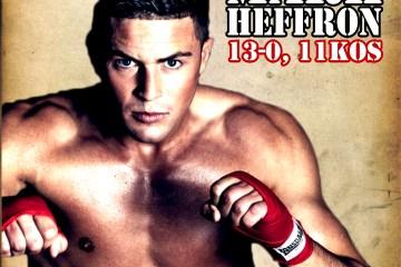 mark heffron poster