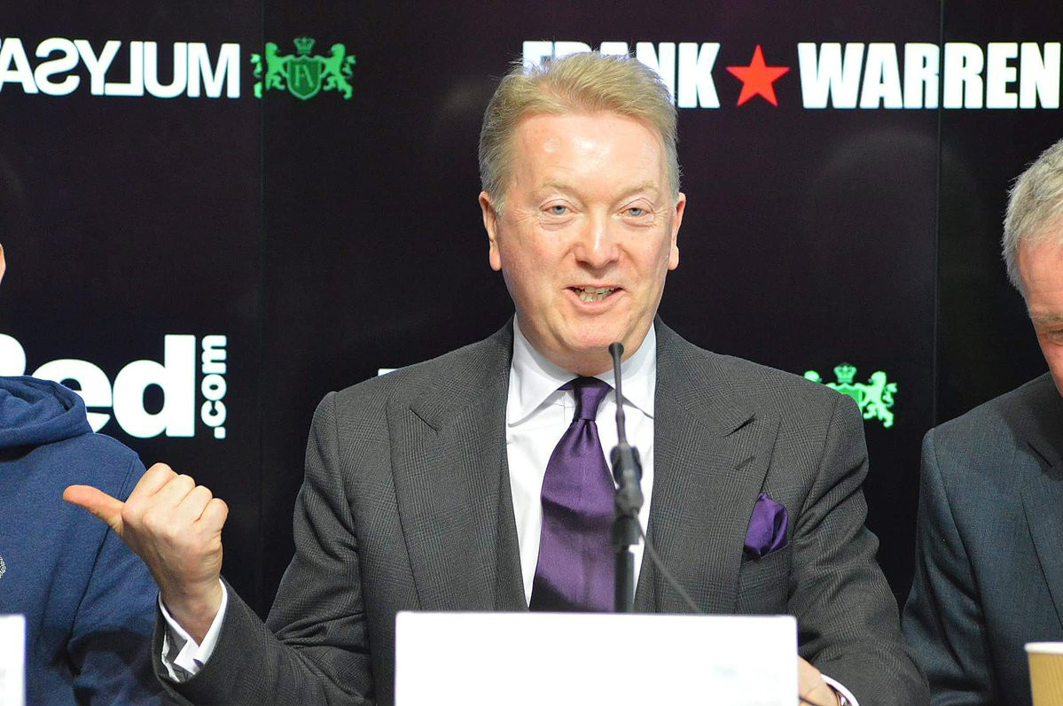 "Frank Warren on BoxNation and BT Sport: ""We just went out there and fought the system."""