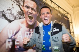 Josh Warrington next fight