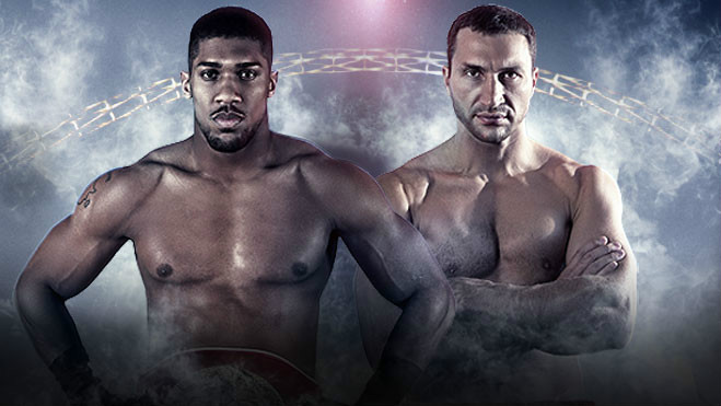 Joseph Parker and trainer Kevin Barry predictions on Joshua-Klitschko