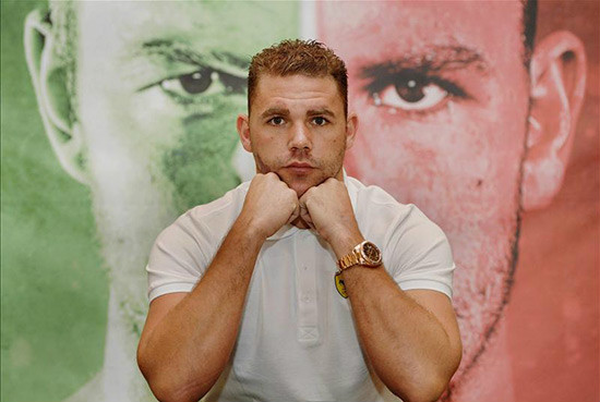 The Curious Case of Billy Joe Saunders