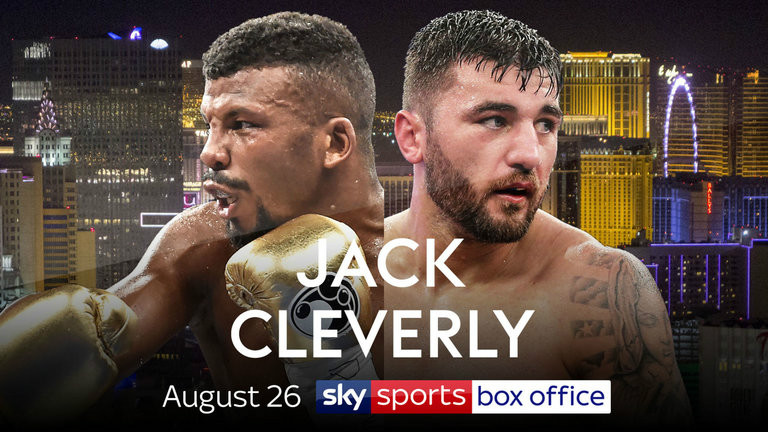 Big Fight! Cleverly vs Jack added to Mayweather-McGregor Las Vegas Card