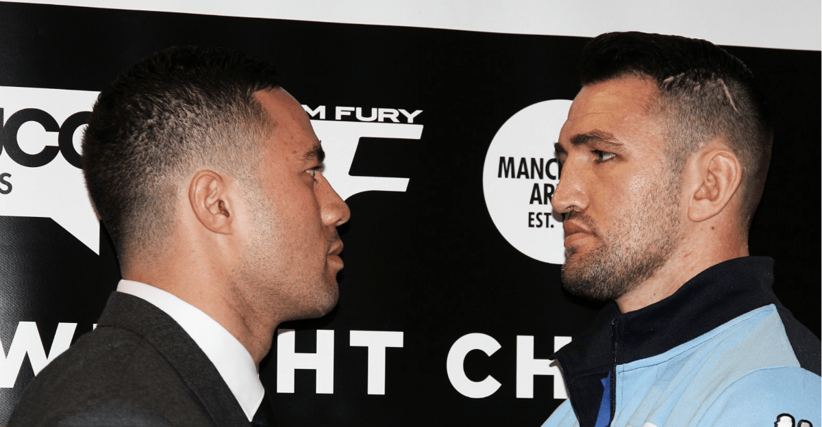 WATCH HERE FREE: PARKER-FURY UNDERCARD