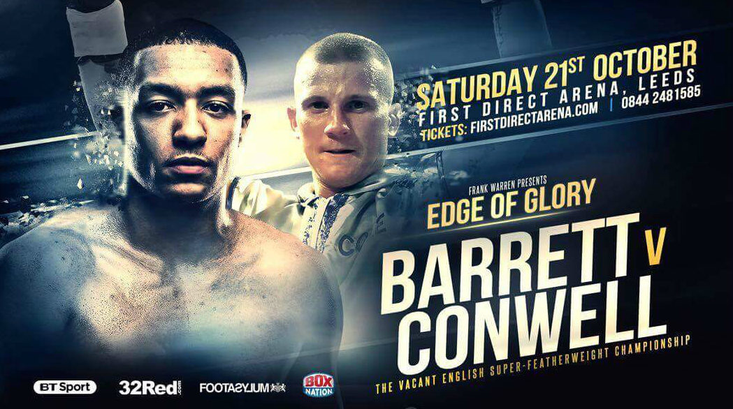 Zelfa Barrett vs Chris Conwell - Thunder and Lightning as Brown Flash finally 'off the leash'