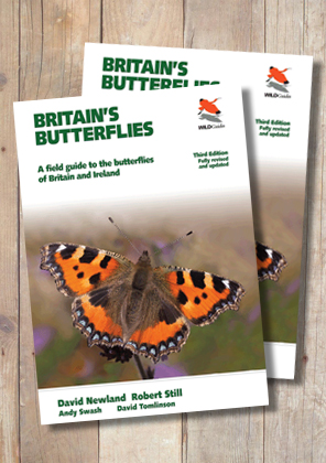 Britain's Butterflies - 3rd Edition (Wild Guides)