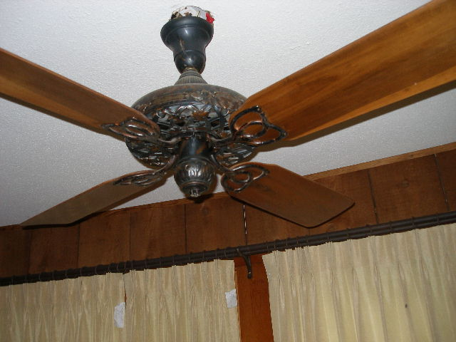 First ceiling fan invented theteenline antique electric fans aloadofball Choice Image
