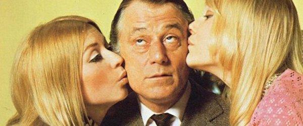 Patrick Cargill stars in the hit 1970's sitcom Father Dear Father