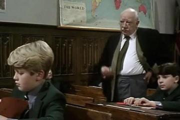 Arthur Lowe's final sitcom Aj Wentworth BA