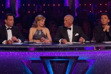 strictly 2014 judges