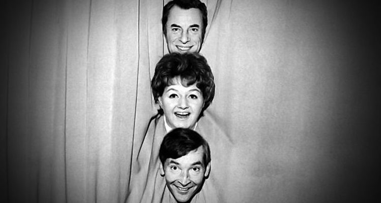 Kenneth Williams, Hugh Paddick and Joan Sims star in the BBC radio comedy follow up series to round the horne