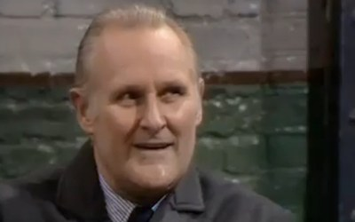 actor peter vaughan has died aged 93