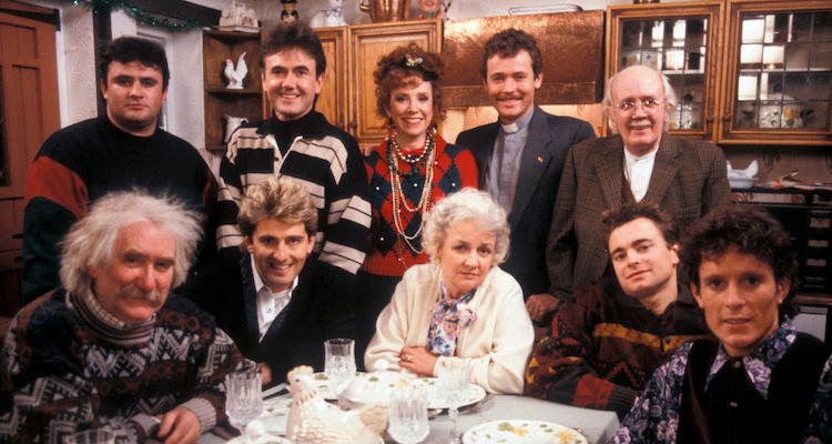 Carla Lane's son picks his personal favourite episode of bread remembering the appearence of her grandchildren singing at the end.