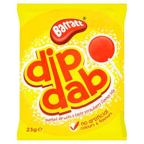 Barratt Candyland Dip Dab Sweets Misc