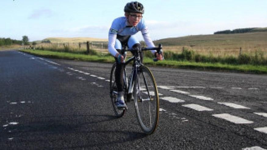 Scottish National Youth TT Championships: Double Dent!