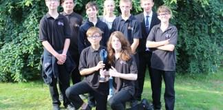 Exeter Deaf Academy Sport Team - 2017