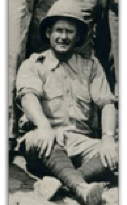 Captain A Gibb, DSO, DCMDistrict Commissioner, British Somaliland