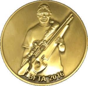 Grand Prix 2016 Medal