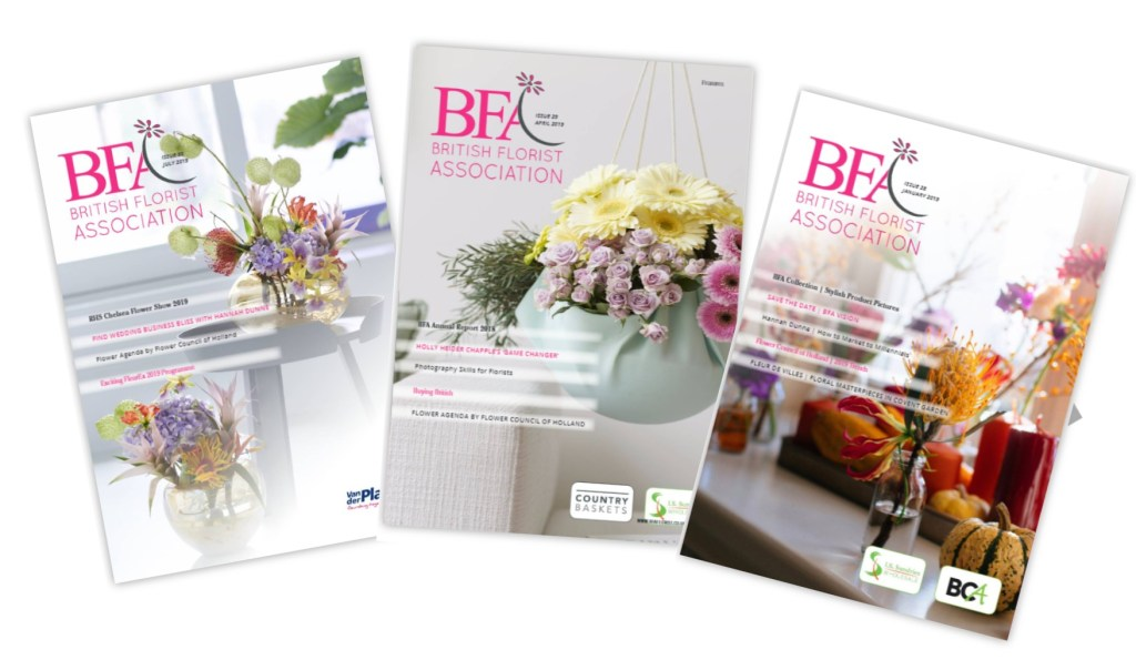 British Florist Association Magazine