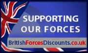 Discount Offers for Armed Forces