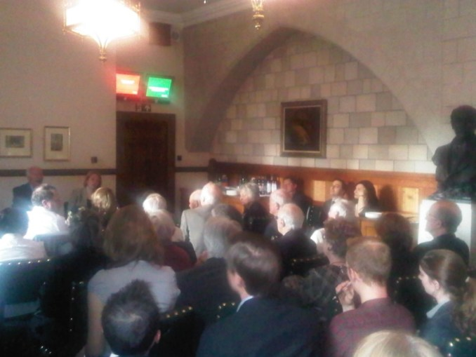 BGS in the House of Commons