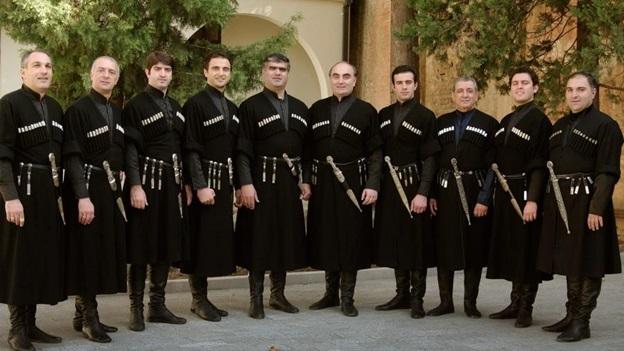 Rustavi Choir and the Music of Georgia – The British Library 30 September 2017