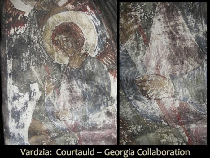 Vardzia: Preserving the Wall Paintings of Georgia