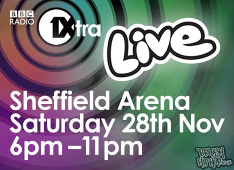Dizzee To Headline 1Xtra Live In Sheffield
