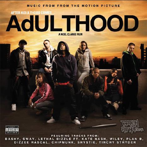 Adulthood Soundtrack CD [Altered Ego]