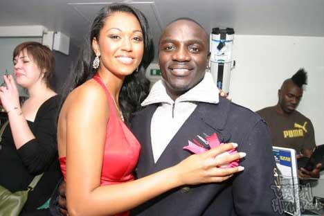 Medfest 2007 - Akon and Rachel