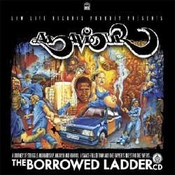 Asaviour - Borrowed Ladder LP [Low Life]