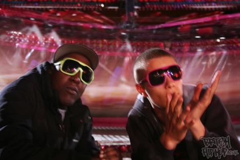 Asaviour and DJ IQ