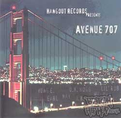 Avenue 707 CD [Hangout Records]