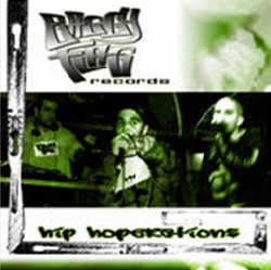 Baggy Flag Records - Hip-Hoperation