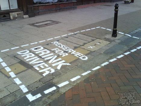 New Banksy, Sick Boy, D*Face in Canterbury