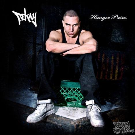 Bekay - Hunger Pains LP [Coalmine]