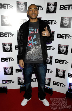 BET Launch Party - Kano