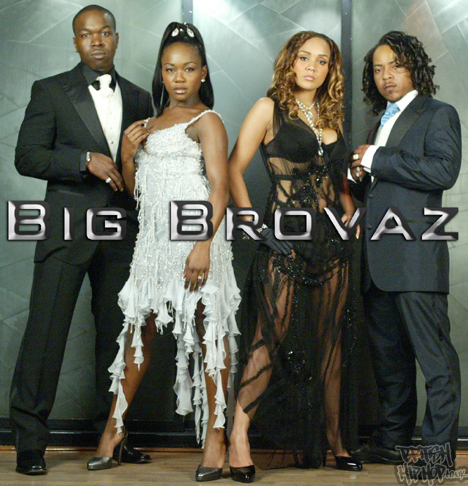 Big Brovaz- Support First Urban Act To Go For Eurovision