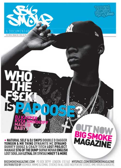 Big Smoke Mag New Issue Out Now