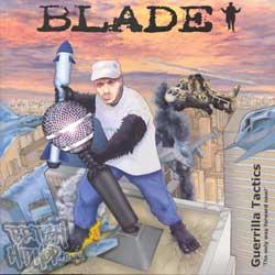 Blade - Guerrilla Tactics 2xLP [691 Influential]