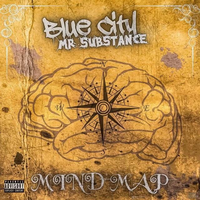 Blue CityandMr Substance- Mind Map