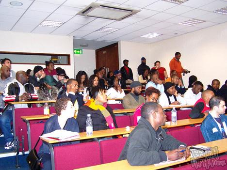 Black Music Congress Participants