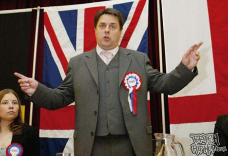 BNP's Nick Griffin