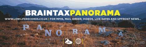 Braintax - Panorama LP [Low Life]