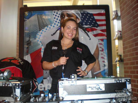 DJ Brandi Garcia