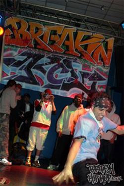 Breakin' Boundaries 2009
