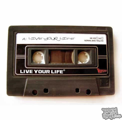 "Breaking The Illusion - Live Your Life 12"" [Spiteful Records]"