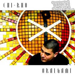 Chi-rho - Oralgami CD
