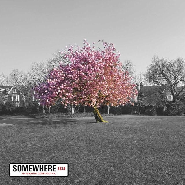 Confucius MC - Somewhere LP