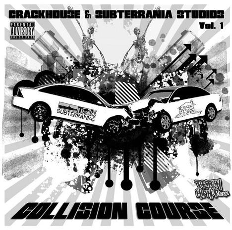Crackhouse Recordings - Collision Course