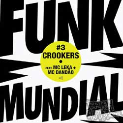 "Crookers - Funk Mundial 12"" [Man Recordings]"